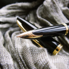 Waterman Carène Black Sea Fountain Pen Review