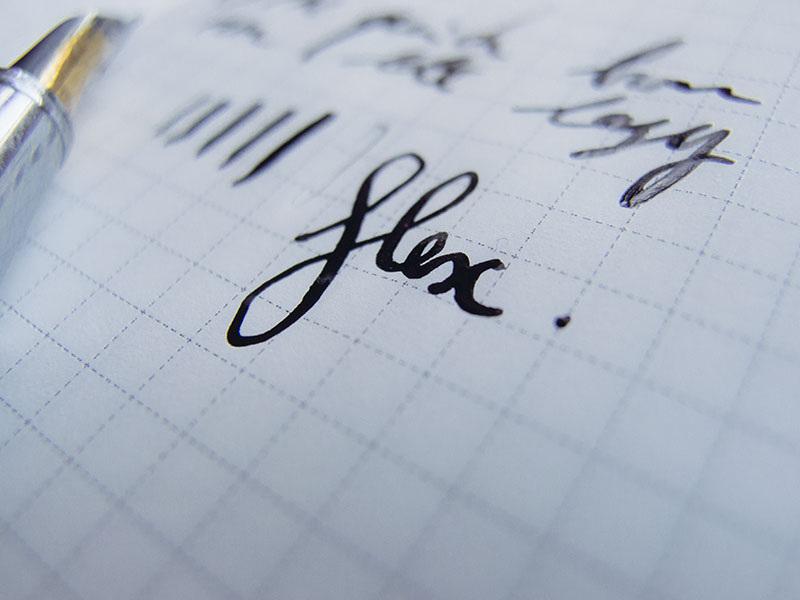 flex-nib-fountain-pen