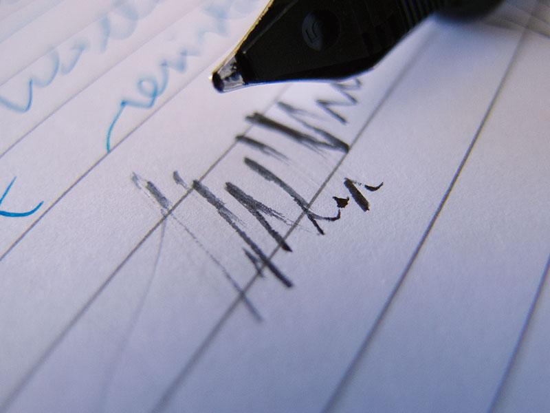 nib-skipping-fountain-pen