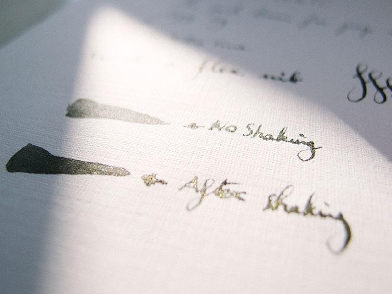 shimmering-ink-gold-dust