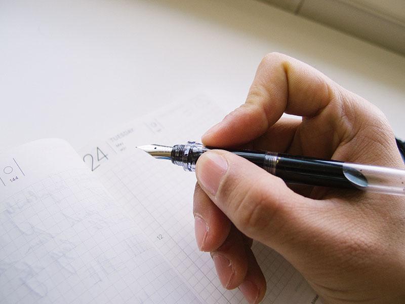 fountain-pen-grip-section