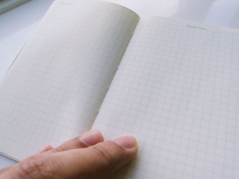 grid-paper-notebook