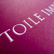 G. Lalo Toile Imperiale Laid Paper Review