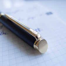 Waterman Hemisphere Fountain Pen Review