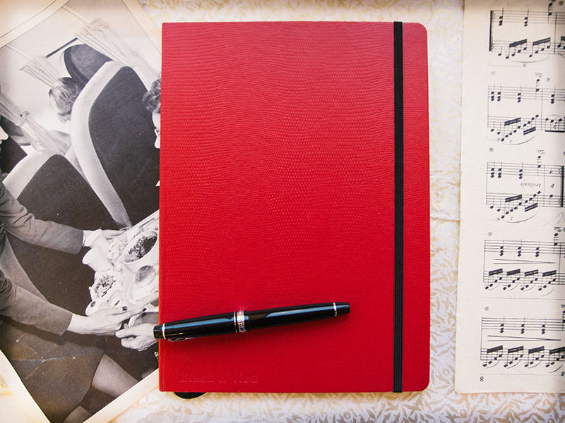 scribble-jot-oxford-black-n-red-a5-journal-review